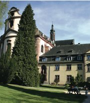 23.05.2010 5. Moselfränkisches Wochenende in der Abtei Himmerod
