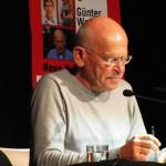 Günter Wallraff liest aus seinen Büchern