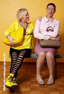 """14.10.2017 - Die Becker und Frau Sierp """"Deine Gene braucht kein Mensch"""" <span style=""""color: #ff0000;"""">AUSVERKAUFT</span>"""